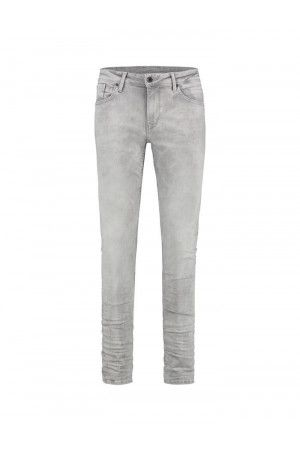 Pure White Jeans The Lenny Navy W0245